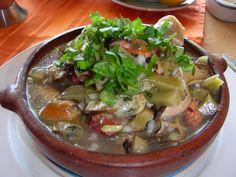 Paila Marina, Chilean food/ Receta De Cocina Chilena | Cocinarte Chile: 15 Abril, Día de la Cocina Chilena.