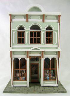 Quarter Scale Bookshop Class and Kit