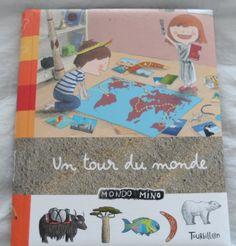 Les Mamans Testent: Un tour du monde à lire (Pour Moyen et Grand Nain)