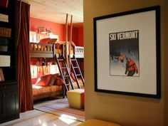 At-Home Ski Resort - HGTV Dream Home Bedrooms Recap on HGTV