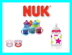 Nuk Promo Code - Get 20% Off Site Wide + FREE Shipping When my youngest was a baby, the only pacifier she would take was a Nuk. If you are like us, take ad