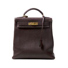 756b6c84b665 HERMES KELLY ADO BACKPACK. Hermes HandbagsDesigner ...