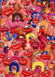 """Résultat de recherche d'images pour """"herve di rosa"""""""