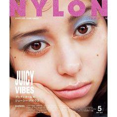 3月28日発売 NYLON JAPAN 5月号の表紙を解禁 COVER GIRLは#中条あやみ  今月号は世界中のitガールがSNSで発信してるハッシュタグ#2000s #00s #2k17 #Y2K からインスパイアされた#00s ファッションを#2k17 のトレンドとミックスしたファッションを提案ナチュラルメイクのブームは終わりブルーアイシャドウとキラキラリップのトレンドをNYLONが発信 ストリートガールのファッションはよりプリティにヴィヴィッドに進化ピンクとキラキラが溢れたジューシーでプリティなNYLONガールが2k17年春ストリートに溢れ出す 今月号はプリティでジューシーkawaiiガールになるためのおしゃれコンテンツがいっぱい  juicy vibes中条あやみプリティなジューシーバイヴス2k17  nylon jpn 2k17 spring2017年春のネクストトレンド  heartbreak hotelべガスのハートブレイクホテル  millenium beautyトキシックな煌めきプリティセレヴ  in my tiny…