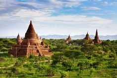 """24. Bagan, MyanmarWhy: """"Some places earn a position on this list through their incomprehensible scale, others through dazzling ornateness. But Bagan is an exception: emphatically winning at both. ... As Myanmar's tourism industry slowly gathers momentum, there's no time like the present to visit.""""Read the Houston Chronicle's recent story about visiting Myanmar here. Photo: Matt Munro, Matt Munro / Lonely Planet / © Lonely Planet Global Inc, All Rights Reserved."""