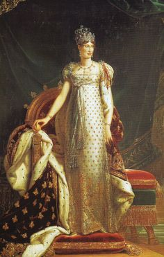 Marie Louise Empress - Category:Empress Marie Louise in States Robes (Gérard) - Wikimedia Commons