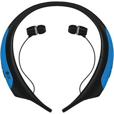 Lg Tone Active Bluetooth Stereo Headset (blue)