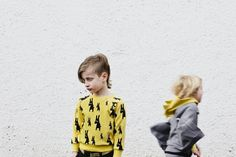 Beau Loves Monsters Sweatshirt, photography by Flannery O'Kafka