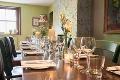 The Botany Club Private Dining