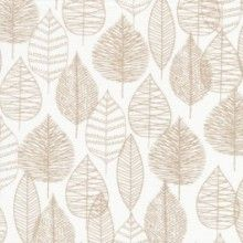Line Leaf in Gray, Bark and Branch collection by Eloise Renouf for Cloud 9 Fabrics, Organic Fabric, Half Yard Lilac Bedding, Neutral Bedding, Grey Nursery Boy, Baby Nursery Neutral, Baby Crib Diy, Baby Boy, Baby Room Curtains, Fabric Tree, Curtain Fabric