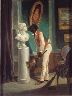 Víctor Patricio Landaluze (Spanish born-Cuban, 1830-1889) José Francisco. 1880. Museo Nacional de Bellas Artes, Havana