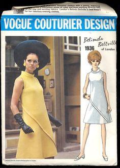 63bc97f78d61 675 Best Vintage Patterns - Vogue Couturier Design images in 2019 ...
