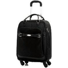 "Samsonite Padma Carry-On 22"" Spinner,Black,One Size (Apparel)"