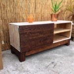 Beautiful Pallet TV Stand