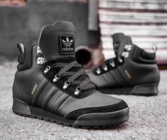 adidas Originals Jake Boot: Black