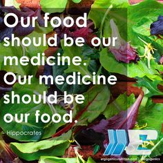 Food IS Medicine!  #plantbased #healthyliving #nutrition