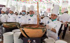 Deslumbra riqueza gastronómica de Oaxaca en el Festival de los Moles