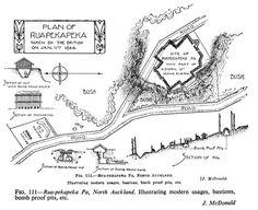 ruapekapeka - Google Search New Zealand, War, How To Plan, Google Search