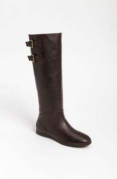 Enzo Angiolini 'Zarynn' Riding Boot (Nordstrom Exclusive) $179.95 thestylecure.com