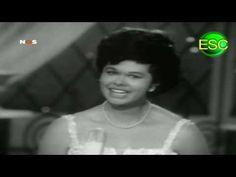 ▶ ESC 1962 04 - Austria - Eleonore Schwarz - Nur In Der Wiener Luft - YouTube
