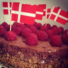 Chokolademousse kage - OpskriftBørsen