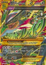Mega Rayquaza-EX                                                                                                                                                                                 Plus