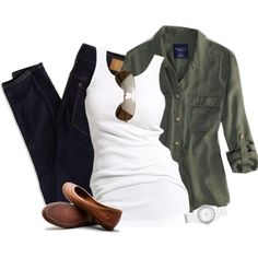 Rainy Day Comfort by ohsnapitsalycia on Polyvore featuring American Eagle Outfitters, Soaked in Luxury, Frye and DKNY