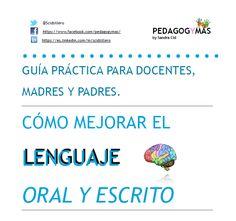 """Hola: Compartimos un interesante eBook sobre """"Cómo Mejorar el Lenguaje Oral y Escrito – Guía para Docentes"""" Un gran saludo.  Visto en.: issuu.com Acceda al eBook desde: AQUÍ…"""