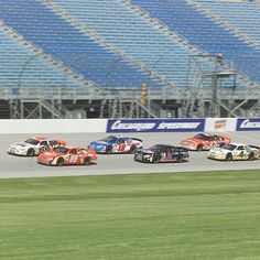 Drive a Stock Car at Talladega--Great gift idea for one of my sons!!