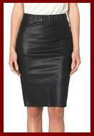 Skirts go midi when summer slips into autumn