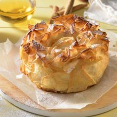 azúcar refinada Great Value® Apple Recipes, Sweet Recipes, Cake Recipes, Dessert Recipes, Phyllo Recipes, Apple Deserts, Fruit And Vegetable Carving, Bread Cake, Food Decoration