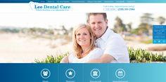 #sesamewebdesign #psds #dental #responsive #topnav #top-nav #fullwidth #full-width #gradient #circles #sticky #serif #blue #green