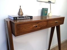 Aula Console Table by STORnewyork on Etsy, $750.00