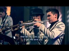 Can´t take my Eyes Off You - My Girl- Big Time Orchestra - YouTube