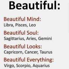 Beautiful looks❤️ Capricorn Zodiac Signs Capricorn, Zodiac Traits, Zodiac Star Signs, Zodiac Sign Facts, Astrology Signs, Astrology Chart, Astrology Zodiac, Virgo Star, Taurus And Scorpio