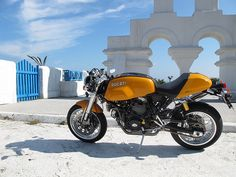 Ducati Sport 1000 by Yosan366, via Flickr