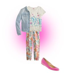"""""""TGIF!"""" by milljcrew ❤ liked on Polyvore featuring J.Crew"""