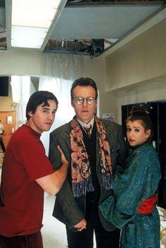 "Nicholas Brandon, Anthony Head, and Alyson Hannigan Buffy "" Nightmares"" Season one"