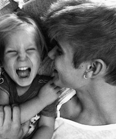 justin Bieber and cutie pie Jazmyn Bieber
