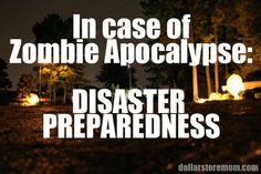 Disaster Preparedness→ For more, please visit me at: www.facebook.com/jolly.ollie.77