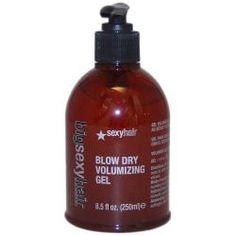 Big Sexy Hair 8.5-ounce Blow Dry Volumizing Gel