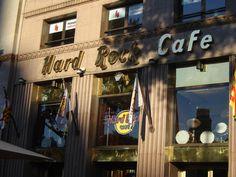 Hard Rock Cafe Barcelona, Spain