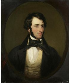 Jedediah Vincent Huntington He distinguished himself as a clergyman, editor, and novelist. Early American, American Art, Arte Fashion, Victorian Portraits, Historical Art, Old Paintings, Old Master, Male Beauty, Rock
