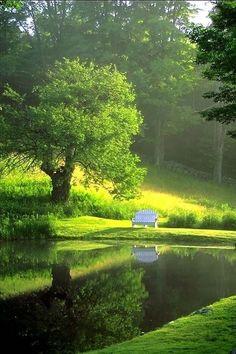 So very peaceful