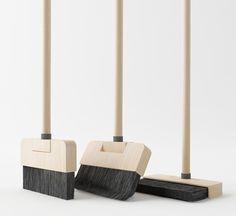 Standing Broom by Poh Liang-Hock