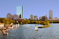 Boston you're my home!