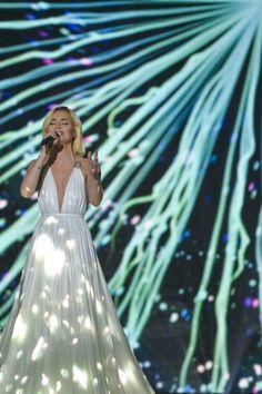 "Polina Gagarina ""A Million Voices"" #Russia #Eurovision2015"