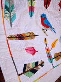 Sewing Wilde: AMH Birds of a Feather