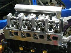 Engine Ford Georgia Racing