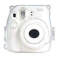 Polaroid Fujifilm Instax Mini 8 Crystal Protective by NatureHobby